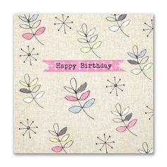 Birthday Cards For Her Collection - Karenza Paperie Birthday Card Online, Birthday Cards For Women, Birthday Cards For Her, Happy Birthday, Birthday Cake, Greeting Card Store, Online Greeting Cards, Balloon Designs, Popular Birthdays