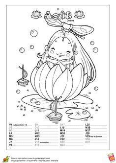 08 Calendrier Enchante Aout, page 9 sur 13 sur HugoLescargot.com