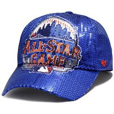MLB 2013 All-Star Game Women s Dazzle Clean Up Adjustable Cap by  47 Brand 1ac004e837