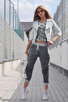 Stylizacja Gray&White | Jagoda.me
