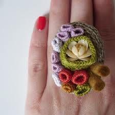 crochet flower - Buscar con Google