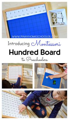 HundredBoard You are in the right place about Montessori Education videos Here we offer you the most beautiful pictures about the Montessori Education teaching you are looking for. When you examine th Montessori Homeschool, Montessori Elementary, Montessori Classroom, Homeschool Kindergarten, Montessori Toddler, Montessori Activities, Preschool Activities, Homeschooling, Elementary Teacher