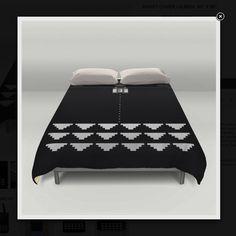 """""""Briefs Invaders"""" designed for YOU by Grab at Dot on Duvet covers & more products... https://society6.com/grabatdot"""