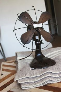 Vintage Westinghouse Fan ($74.00) - Svpply