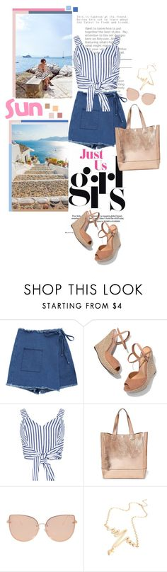 """""""Untitled #361"""" by fe-y ❤ liked on Polyvore featuring Schutz, WithChic, Steve Madden and Topshop"""