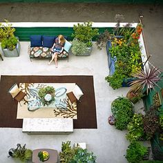 small backyard landscaping ideas, outdoor living spaces