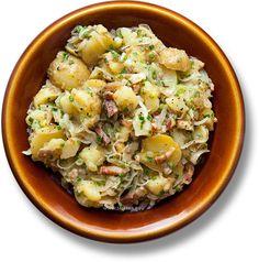 Картофельный салат (Kartoffelsalat)