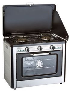 Camp Chef® Propane Camp Oven and Stove. Camping or Glamping?