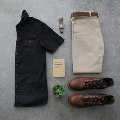 Outfit grid - Relaxed look