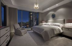 Four Seasons Private Residences Model Suite - East Tower