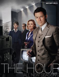 #TheHour (BBC) series 2 poster
