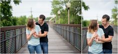 River Market Engagement Session | Casual Kansas City Engagement Session | Kansas City Wedding Photographers | Salt & Pine Photography | Seattle Wedding Photographers | www.saltandpinephoto.com
