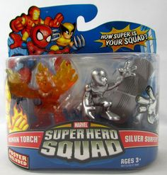 Playskool Marvel Super Hero Squad Spiderman Landing Dark Blue Costume