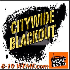 Dec 8 2016 Looking forward to returning to @WEMFRadio & hanging w @CitywideMax! You can tune in tonight at 9 pm at http://wemfradio.com ! #radioathon