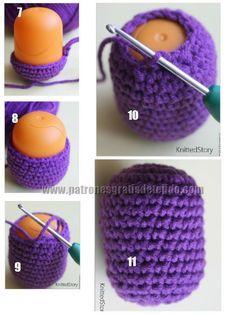 Amigurumi Crochet Teddy Bear R Crochet Mignon, Crochet Bee, Crochet Baby Toys, Crochet Amigurumi Free Patterns, Crochet Gifts, Crochet Animals, Crochet Dolls, Crochet Stitches, Free Crochet