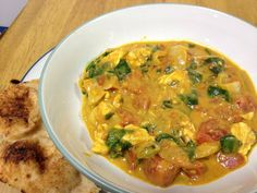 Freeze Your Way Fit: Clean Eating Quick and Easy Chicken Curry