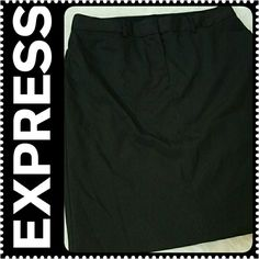 Express Brand Ladies Skirt Express Design Studio in Editor Style, Fully Lined Skirt, Mint Condition Express Skirts