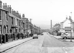 Spencer Road, Heeley Sources Of Iron, Happy City, Industrial Development, Derbyshire, Classic Mini, Sheffield, Amazing Places, Yorkshire, About Uk