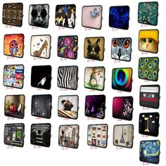 Laptop Notebook Sleeve 7 9.7 10.1 12 13 13.3 14 14.1 15 15.6 17 17.3 inch Laptop Bag Case for MacBook Air Pro Ultrabook NS-ALL2 iPhone Web Shop  