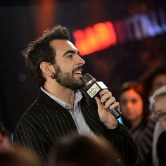 Marco #Mengoni ospite a Radio Italia