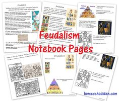 Middle Ages - Feudalism Worksheets and Activities (an *Awesome* Simulation Activity! Middle Ages, Middle School, Magic Treehouse, Teaching Resources, Teaching Ideas, Story Of The World, Hands On Activities, World History, Social Studies