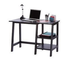 Realspace 174 Inlay Writing Desk 30 1 2 Quot H X 47 1 4 Quot W X 22 Quot D