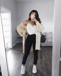 Trendy Fall Outfits, Winter Fashion Outfits, Cute Casual Outfits, Simple Outfits, Look Fashion, Pretty Outfits, Stylish Outfits, Trendy Teen Fashion, Classic Fashion