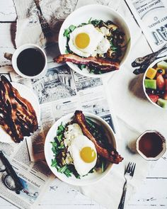 Sunday brunch via @theeverygirl_  @upcloseandtasty #dcnfood #dcnlifestyle