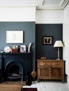 Are Dark Green Walls the New White Walls? (Short Answer: We Think Maybe) - Emily Henderson Are Dark Green Walls the New White Walls? (Short Answer: We Think Maybe) - Emily Henderson Home, House Styles, Dark Green Walls, Home And Living, Living Room Designs, Interior, Living Decor, House Interior, Victorian Living Room