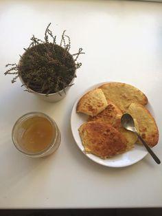 Mąka kokosowa, pyszna i zdrowa + przepis!   Keep FIT in style - codzienna dawka motywacji do treningu i zdrowego odżywiania Maki, Crepes, Pancakes, Gluten, Fit, Shape, Pancake