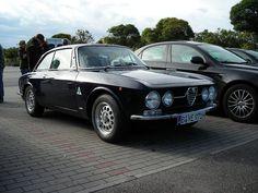 Alfa Romeo 2000 GTV Bertone Coupe (1971) by Transaxle (alias Toprope), via Flickr