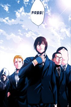 Prison School by junior3 on DeviantArt