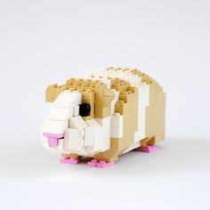 Les LEGOs animaliers de Felix Jaensch (7)