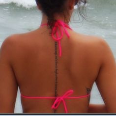 Love this tattoo...would like to do this on the back of my calves!