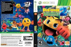 Image result for xbox 360 pac man