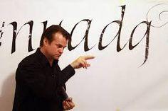 Afbeeldingsresultaat voor christopher Haanes calligraphy