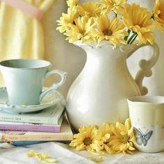 Tea in Spring....