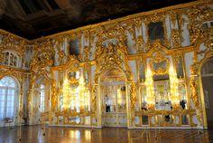 Visitar el Palacio de Catalina - http://www.absolutrusia.com/palacio-de-catalina/