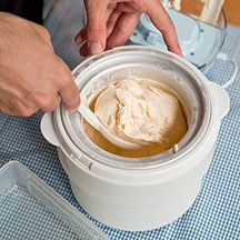 An ice cream maker is a great tool in making sure only the best ingredients go into your favorite summer treat. #WWLoves