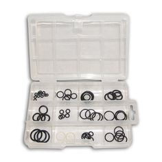 Emergency Universal Paintball Gun Tank O-ring Seals Repair Parts Tune Up Set by I & I Sports. $9.99. This is a complete set of over 100 of the most commonly used Paintball marker o-rings in a handy protective case with dividers. A necessity for any gunsmith to have in their toolbox!