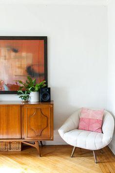 Departamento de 2 ambientes y medio en estilo vintage - 6