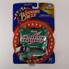 2000 Hasbro Winner's Circle NASCAR Bobby Labonte #18 Interstate Batteries w/Hood    eBay