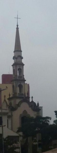 Igreja da Santa Cruz das Almas dos Enforcados - Liberdade - SP