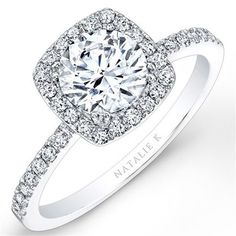 115e37cf682d3a Celeste - Spiral Engagement Ring | Wedding Inspiration | Engagement rings,  Round diamond engagement rings, Rings