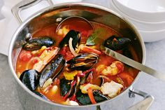 Impressive, quick and packed with flavour, it's no wonder that fish soup is a hit from Venice to Tuscany.