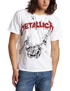 Bravado Young Men`s Metallica God Wake Me T-shirt for only $11.95 You save: $7.04 (37%) + Free Shipping