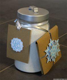 festive-flurry-anhaenger-tuerkis-brotbackmischung1 Festive Flurry, a gift for you
