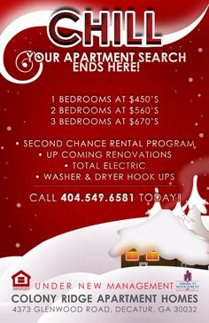 21 Catchy Winter Apartment Marketing Slogans Catchy