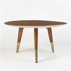 Gio Ponti coffee table Italy, c. 1945 e