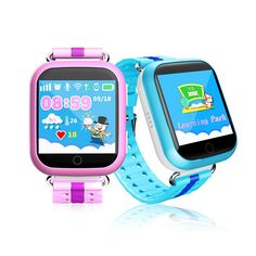 GPS smart watch Q750 watch with Wifi 1.54inch SOS Call Location Tracker for Kids Safe Monitor